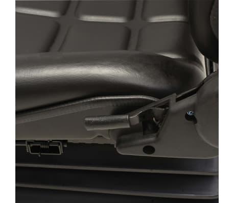 vidaXL Sedež za viličar in traktor vzmetenje prilagodljivo naslonjalo[5/9]