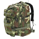 vidaXL Army-Style Backpack 50 L Camouflage
