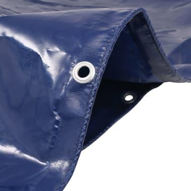 vidaXL Tarpaulin 650 g/m² 3x5 m Blue[2/5]