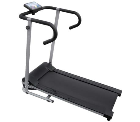 """vidaXL Tapis roulant électrique 100 x 34 cm avec écran LCD de 3"""" 500 W[2/6]"""