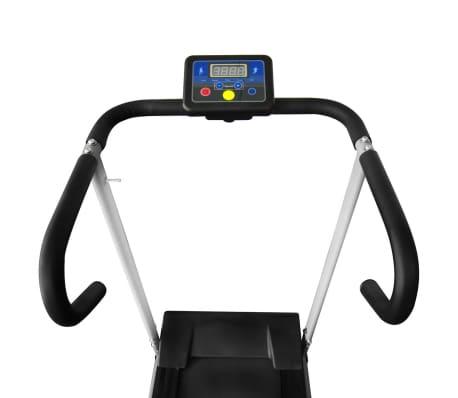 "vidaXL Cinta de correr eléctrica 100x34 cm con pantalla LCD de 3"" 500 W[6/6]"