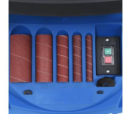vidaXL Oscillerande spindel- & bandslip 450 W blå[8/8]