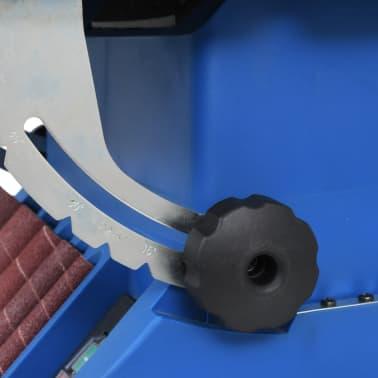 vidaXL Oscillerande spindel- & bandslip 450 W blå[6/8]