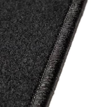 vidaXL Ensemble de tapis de voiture 4 pcs pour VW Golf IV[6/6]