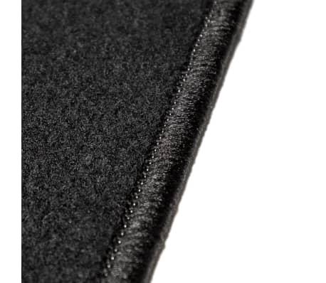 vidaXL Ensemble de tapis de voiture 4 pcs pour VW Passat[6/6]
