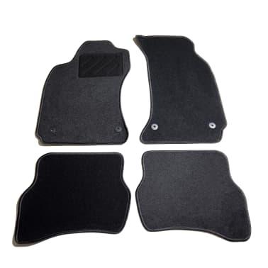 vidaXL Ensemble de tapis de voiture 4 pcs pour VW Passat[1/6]