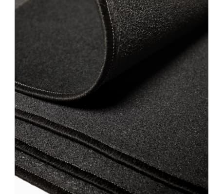 vidaXL Ensemble de tapis de voiture 4 pcs pour VW Passat[3/6]
