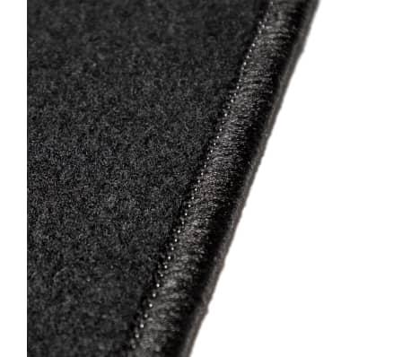 vidaXL Ensemble de tapis de voiture 4 pcs pour VW Golf 5/6 Scirocco[6/6]