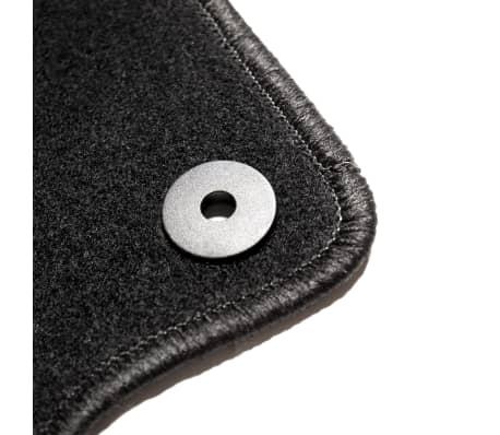 vidaXL Ensemble de tapis de voiture 4 pcs pour VW Golf 7[5/6]