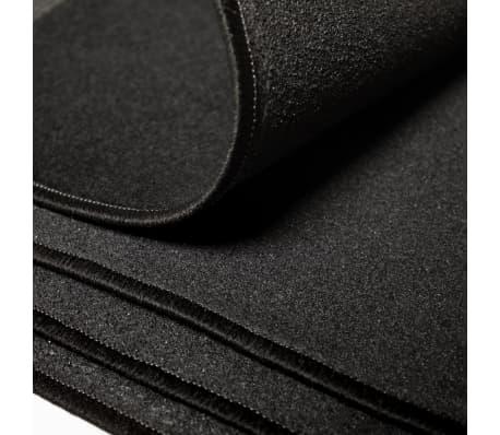 vidaXL Ensemble de tapis de voiture 4 pcs pour Audi A6[3/6]