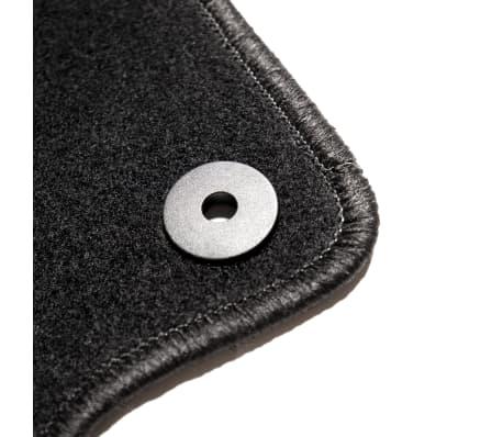 vidaXL Ensemble de tapis de voiture 4 pcs pour Audi A6[5/6]