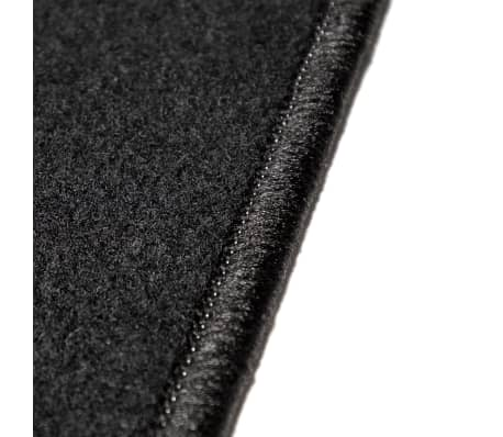 vidaXL Ensemble de tapis de voiture 4 pcs pour Audi A6[6/6]