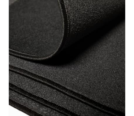 vidaXL Ensemble de tapis de voiture 4 pcs pour Audi A4[3/6]