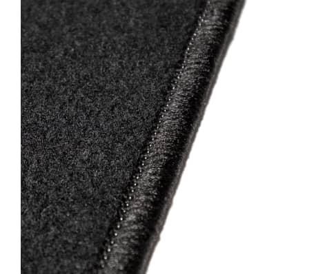 vidaXL Ensemble de tapis de voiture 4 pcs pour Audi A4[6/6]