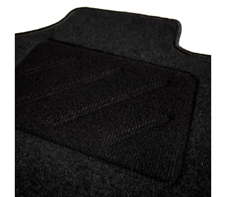 vidaXL Ensemble de tapis de voiture 4 pcs pour Audi A5/S5[4/6]