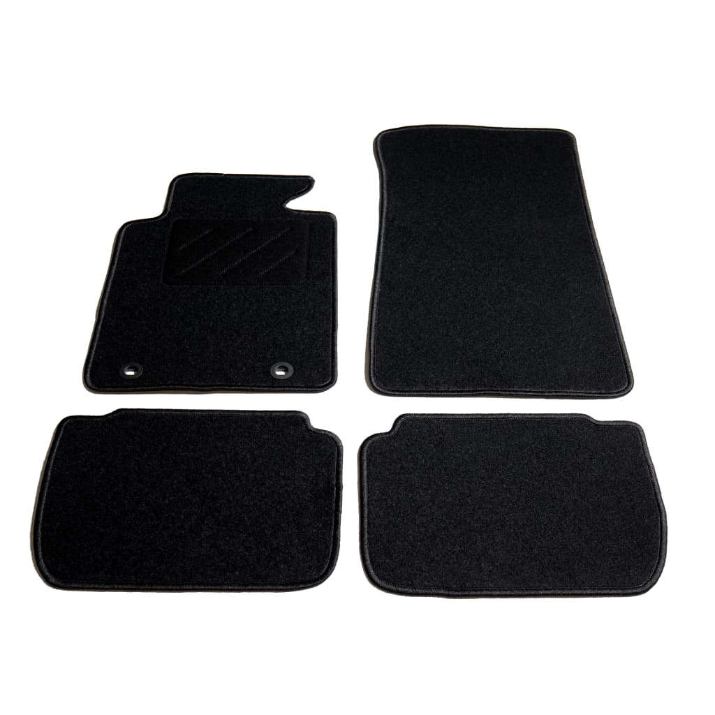 999132784 Autofußmatten-Set 4-tlg. für BMW E46 3er-Reihe
