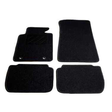 vidaXL Autofußmatten-Set 4-tlg. für BMW E46 3er-Reihe[1/6]