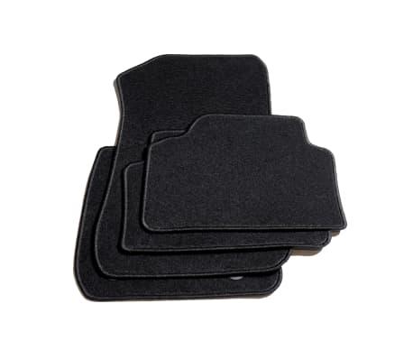 vidaXL Ensemble de tapis de voiture 4 pcs pour série 3 BMW E90/E91[2/6]