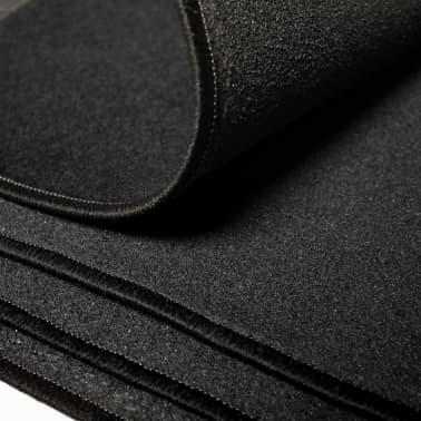 vidaXL Ensemble de tapis de voiture 4 pcs pour série 3 BMW E90/E91[3/6]