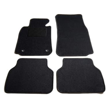 vidaXL Ensemble de tapis de voiture 4 pcs pour série 5 BMW E39[1/6]