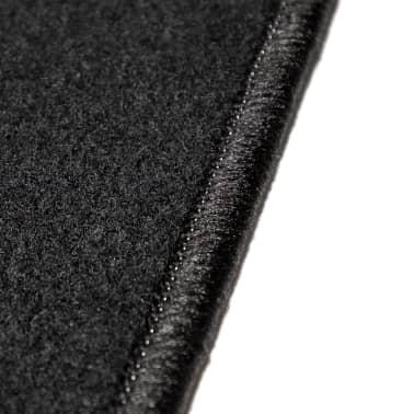 vidaXL Ensemble de tapis de voiture 4 pcs pour série 5 BMW E39[6/6]