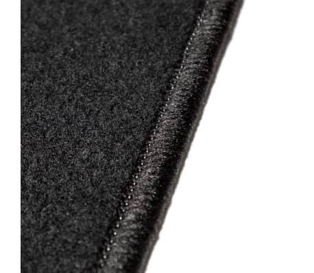 vidaXL Ensemble de tapis de voiture 4 pcs pour série 5 BMW E60/E61[6/6]
