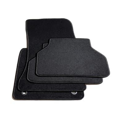 vidaXL Ensemble de tapis de voiture 4 pcs pour série 5 BMW E60/E61[2/6]