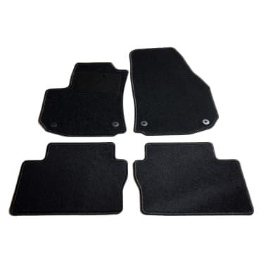 vidaXL Autofußmatten-Set 4-tlg. für Opel Zafira B[1/6]