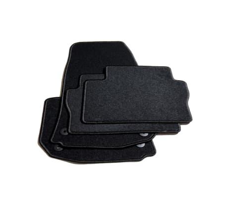vidaXL Autofußmatten-Set 4-tlg. für Opel Zafira B[2/6]