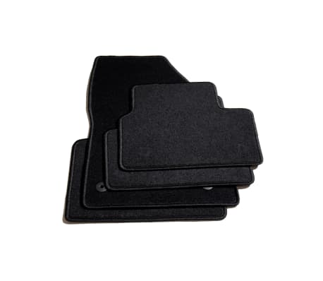 vidaXL Ensemble de tapis de voiture 4 pcs pour Opel Meriva B[2/6]