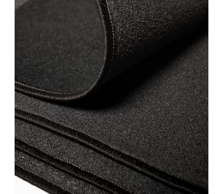 vidaXL Ensemble de tapis de voiture 4 pcs pour Opel Corsa D[3/6]