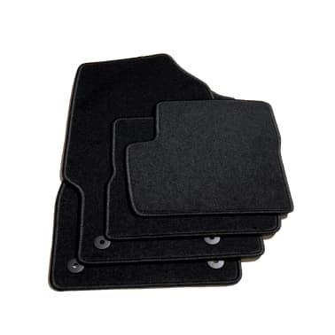 vidaXL Ensemble de tapis de voiture 4 pcs pour Opel Corsa D[2/6]