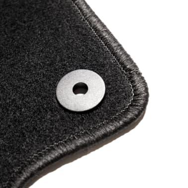 vidaXL Ensemble de tapis de voiture 4 pcs pour Opel Corsa D[5/6]