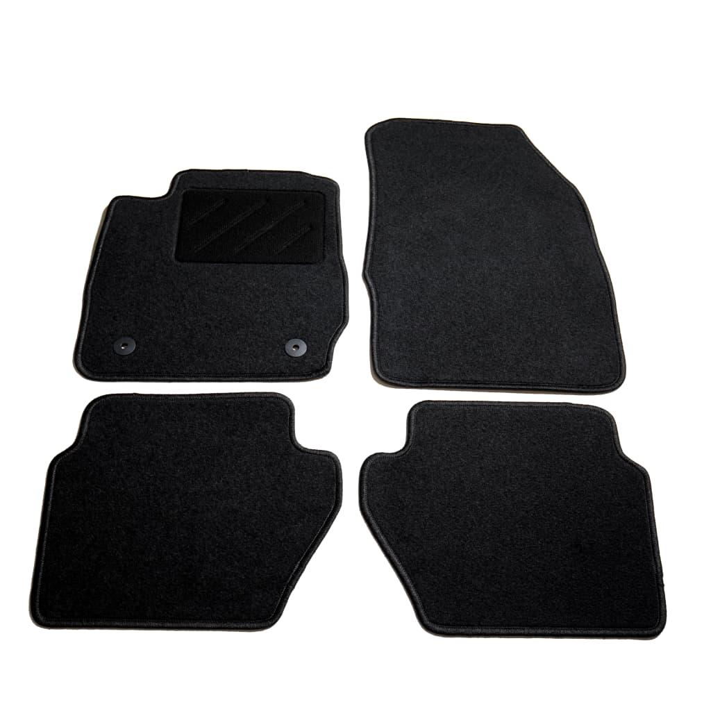 999132814 Autofußmatten-Set 4-tlg. für Ford Fiesta VI
