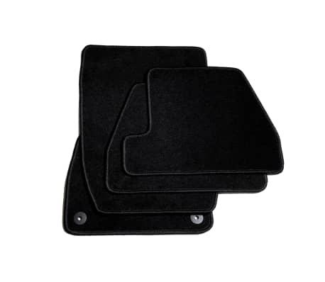 vidaXL Ensemble de tapis de voiture 4 pcs pour Ford Focus III[2/6]