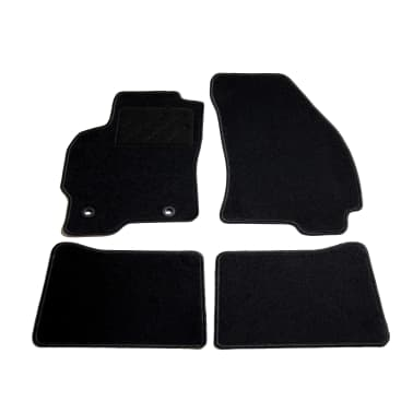 vidaXL Ensemble de tapis de voiture 4 pcs pour Ford Mondeo III[1/6]