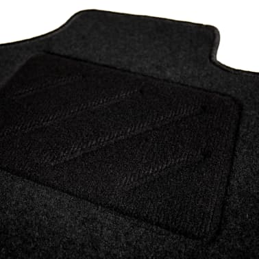 vidaXL Ensemble de tapis de voiture 4 pcs pour Ford Mondeo III[4/6]