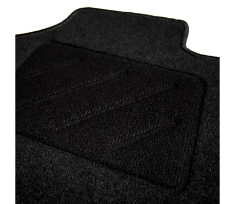 vidaXL Ensemble de tapis de voiture 4 pcs pour Ford Mondeo IV[4/6]