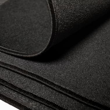 vidaXL Ensemble de tapis de voiture 4 pcs pour Ford Mondeo IV[3/6]