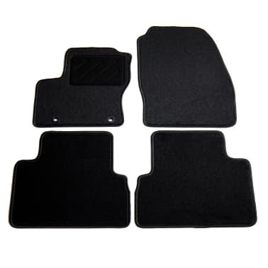 vidaXL Ensemble de tapis de voiture 4 pcs pour Ford C-Max II[1/6]