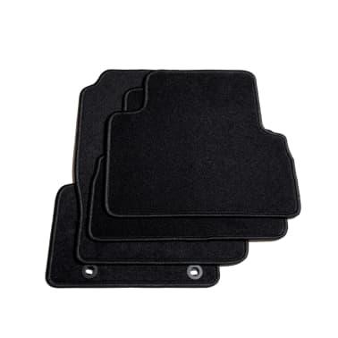 vidaXL Ensemble de tapis de voiture 4 pcs pour Ford C-Max II[2/6]