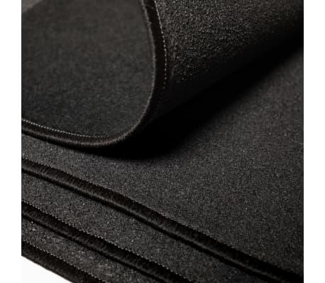 vidaXL Ensemble de tapis de voiture 4 pcs pour Skoda Octavia II[3/6]