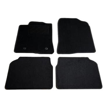 vidaXL Ensemble de tapis de voiture 4 pcs pour Toyota Avensis[1/6]