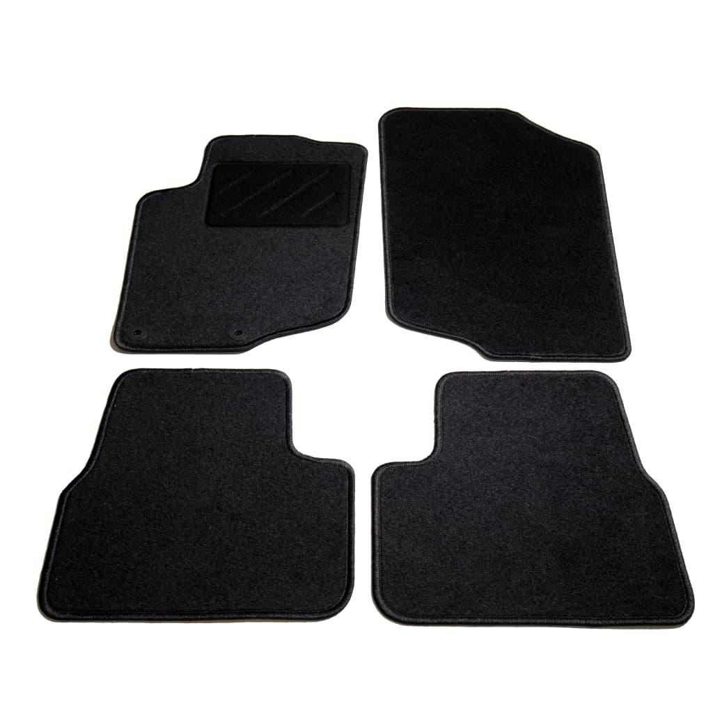 999132833 Autofußmatten-Set 4-tlg. für Peugeot 207