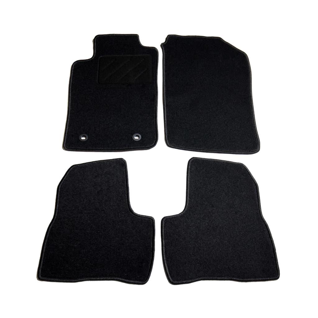 vidaXL 4dílná sada koberců do auta pro vozy Peugeot 206 SW