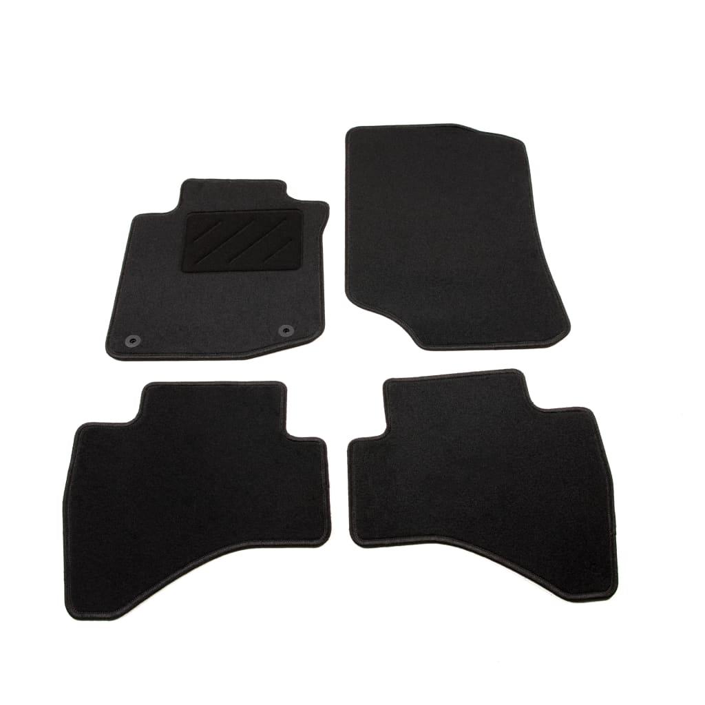 999132840 Autofußmatten-Set 4-tlg. für Peugeot 107