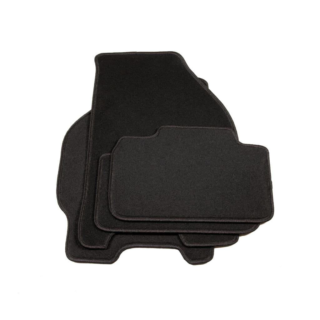 vidaXL 4dílná sada koberců do auta pro vozy Fiat Punto II
