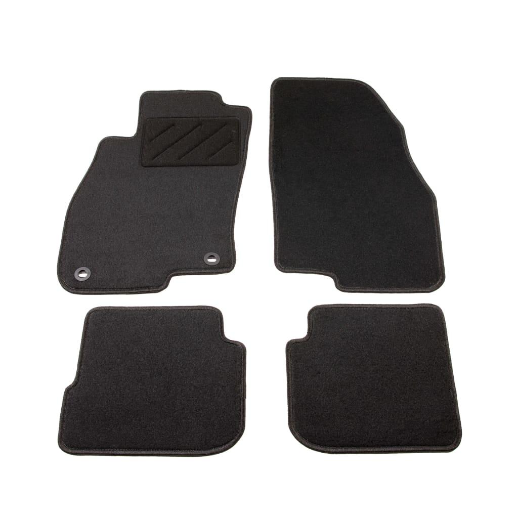 999132849 Autofußmatten-Set 4-tlg. für Fiat Punto Evo