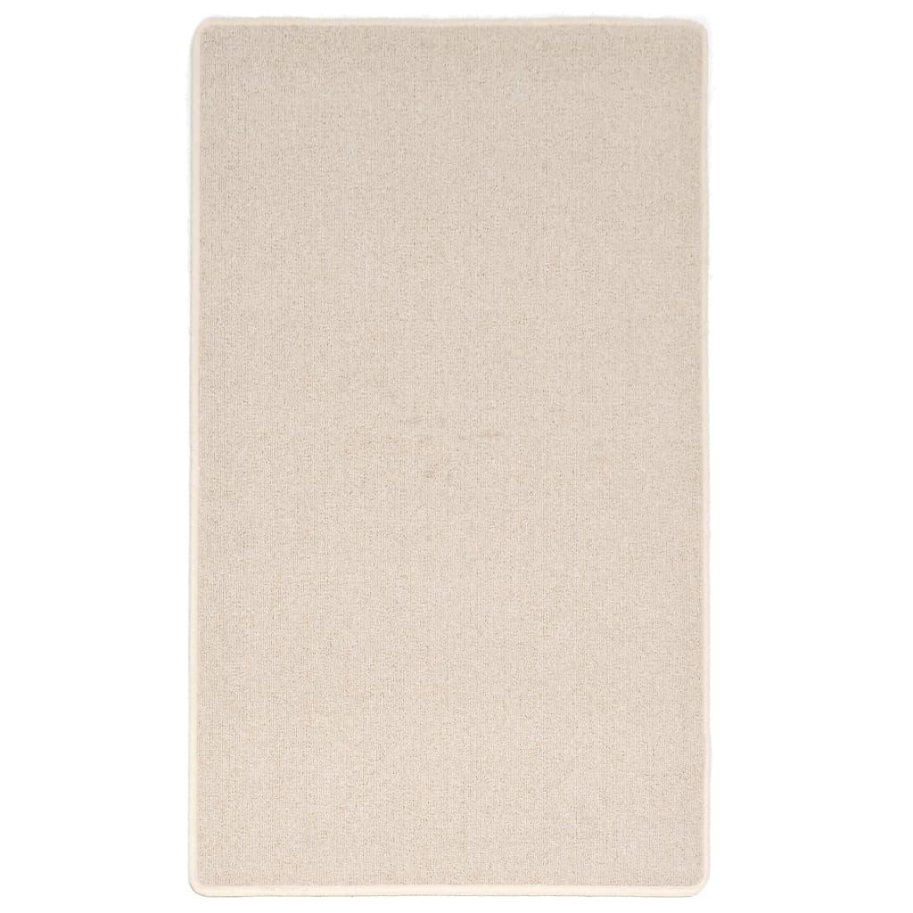vidaXL Všívaný koberec 160 x 230 cm béžový