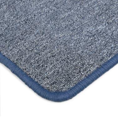 vidaXL Dywan tuftowany, 190 x 290 cm, niebieski[3/6]